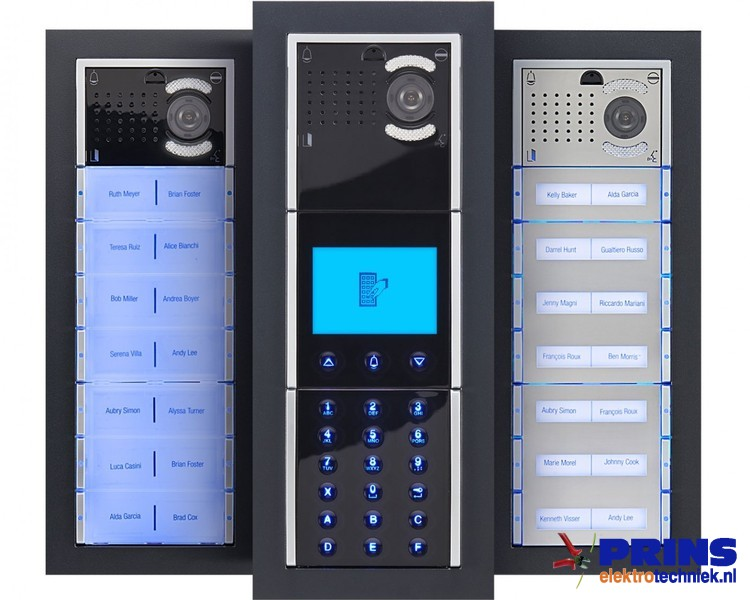 Intercom installaties